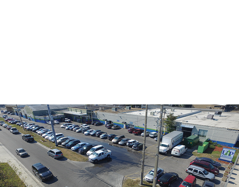 UP Orlando Capacity For Dignity - Cars
