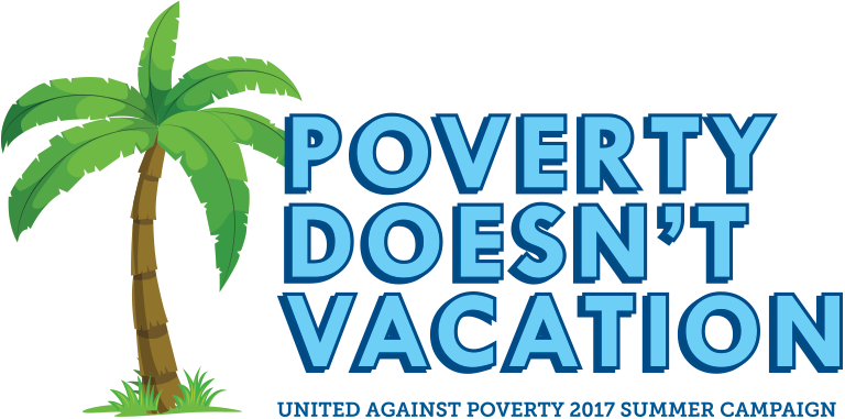 UP Poverty Doesn't Vacation